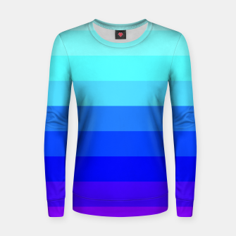 Thumbnail image of COLORS Woman cotton sweater, Live Heroes