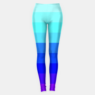Miniature de image de COLORS Leggings, Live Heroes