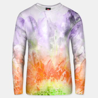 Thumbnail image of Divine Floral Cotton sweater, Live Heroes