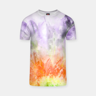 Thumbnail image of Divine Floral T-shirt, Live Heroes