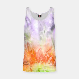 Thumbnail image of Divine Floral Tank Top, Live Heroes