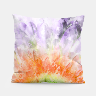 Thumbnail image of Divine Floral Pillow, Live Heroes