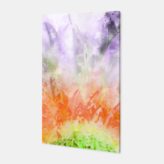 Thumbnail image of Divine Floral Canvas, Live Heroes