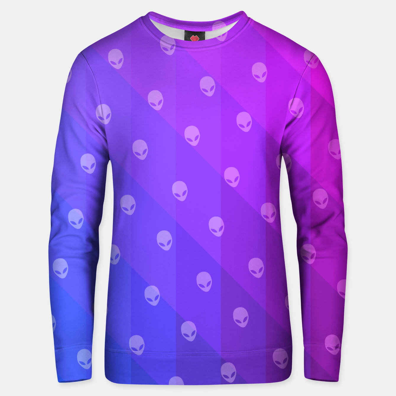 Image of AL13NS Cotton sweater - Live Heroes