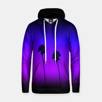 Thumbnail image of PalmTree in Nowhere Cotton hoodie, Live Heroes