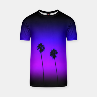 Thumbnail image of PalmTree in Nowhere T-shirt, Live Heroes