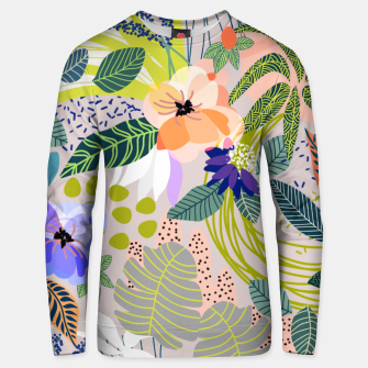 Thumbnail image of Wander Cotton sweater, Live Heroes
