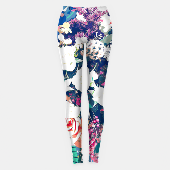 Thumbnail image of Bouquet Leggings, Live Heroes
