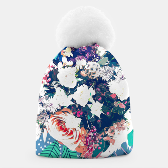Thumbnail image of Bouquet Beanie, Live Heroes
