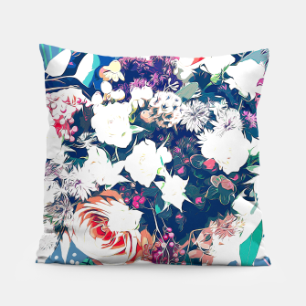 Thumbnail image of Bouquet Pillow, Live Heroes