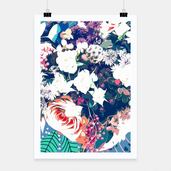 Thumbnail image of Bouquet Poster, Live Heroes