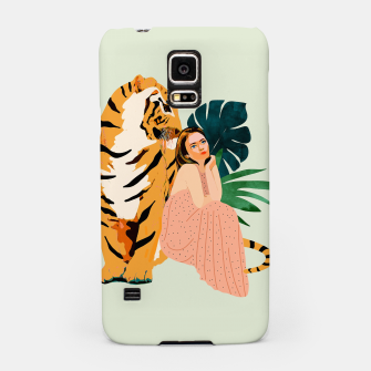 Thumbnail image of Tiger Spirit Samsung Case, Live Heroes