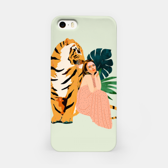 Thumbnail image of Tiger Spirit iPhone Case, Live Heroes