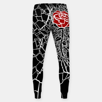 Thumbnail image of The Shattered Rose Cotton sweatpants, Live Heroes