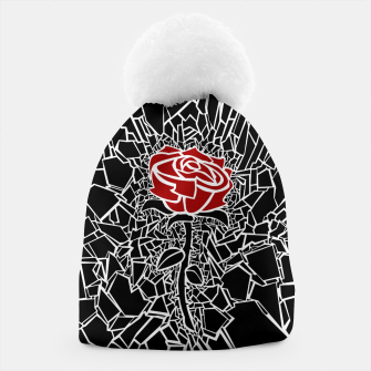 Thumbnail image of The Shattered Rose Beanie, Live Heroes