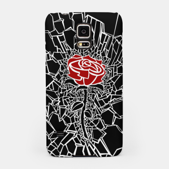 Thumbnail image of The Shattered Rose Samsung Case, Live Heroes