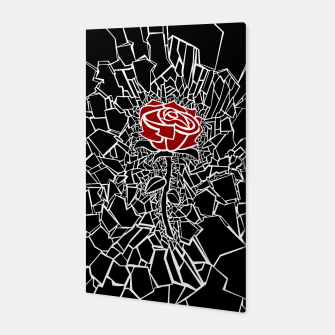 Thumbnail image of The Shattered Rose Canvas, Live Heroes