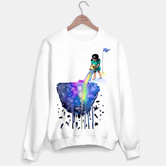 Thumbnail image of sea creatures Sweater regular, Live Heroes