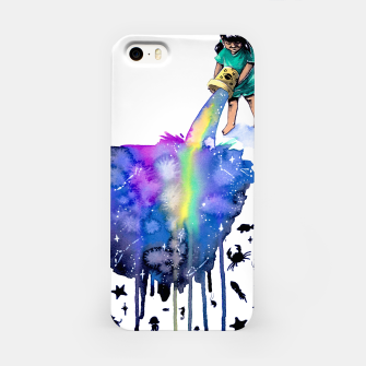 Thumbnail image of sea creatures iPhone Case, Live Heroes