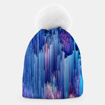 Miniatur Beglitched Waterfall - Pixel Art Beanie, Live Heroes