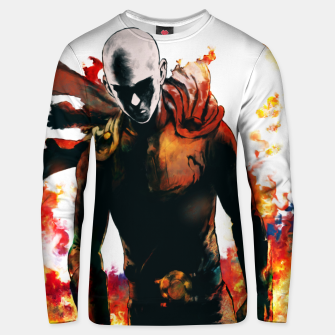 3eeb2b3ee one punch man Cotton sweater one punch man Cotton sweater thumbnail image