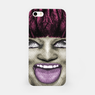 Thumbnail image of Daring Pop Teen Portrait iPhone Case, Live Heroes