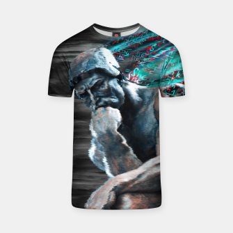 Thumbnail image of Thinking Tshirt, Live Heroes
