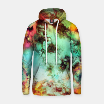 Thumbnail image of Crunch Cotton hoodie, Live Heroes