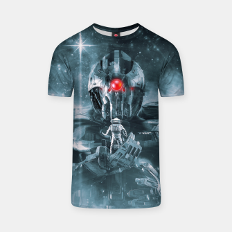 Thumbnail image of Audience With The Titan T-shirt, Live Heroes