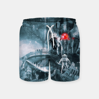 Thumbnail image of Audience With The Titan Swim Shorts, Live Heroes