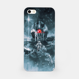 Thumbnail image of Audience With The Titan iPhone Case, Live Heroes