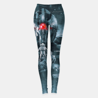 Thumbnail image of Audience With The Titan Leggings, Live Heroes
