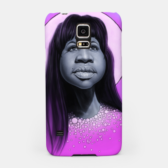 Aretha Franklin Samsung Case thumbnail image