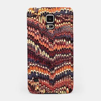 Thumbnail image of Marbled Vintage Earthtone Samsung Case, Live Heroes