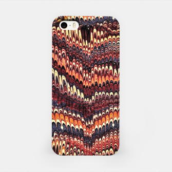 Thumbnail image of Marbled Vintage Earthtone iPhone Case, Live Heroes