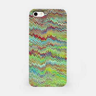Miniaturka Cool Green Marbled iPhone Case, Live Heroes