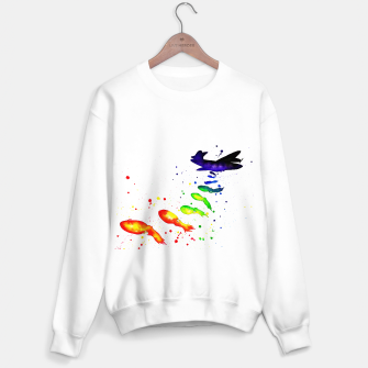Thumbnail image of squid attack Sweater regular, Live Heroes