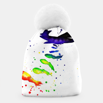 Thumbnail image of squid attack Beanie, Live Heroes