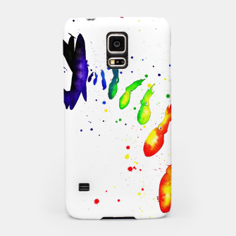 Thumbnail image of squid attack Samsung Case, Live Heroes