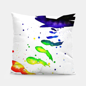 Thumbnail image of squid attack Pillow, Live Heroes