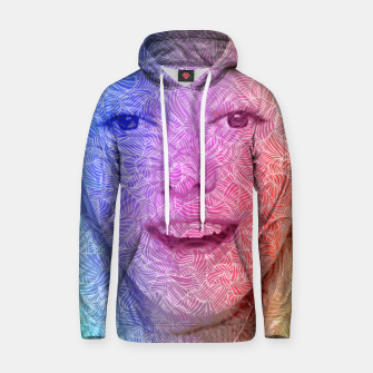 Thumbnail image of apvv Cotton hoodie, Live Heroes
