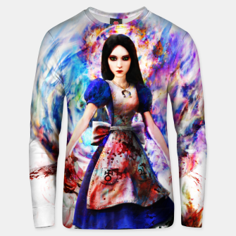 Thumbnail image of alice madness returns Cotton sweater, Live Heroes