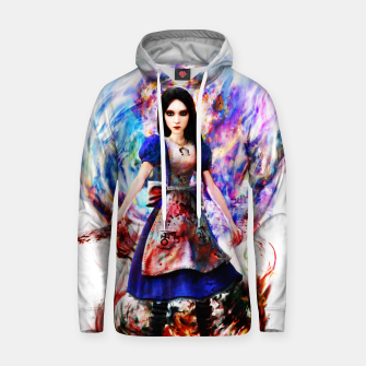 Thumbnail image of alice madness returns Cotton hoodie, Live Heroes