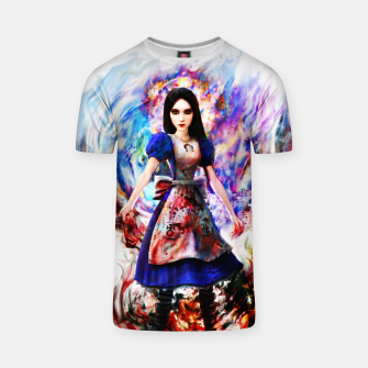 Thumbnail image of alice madness returns T-shirt, Live Heroes