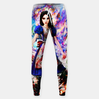 Thumbnail image of alice madness returns Cotton sweatpants, Live Heroes