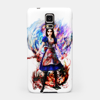 Thumbnail image of alice madness returns Samsung Case, Live Heroes
