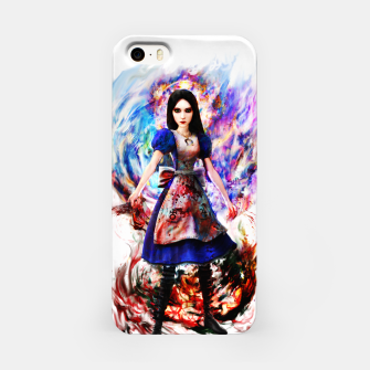 Thumbnail image of alice madness returns iPhone Case, Live Heroes