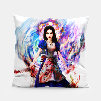 Thumbnail image of alice madness returns Pillow, Live Heroes