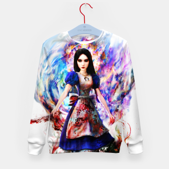 Thumbnail image of alice madness returns Kid's sweater, Live Heroes