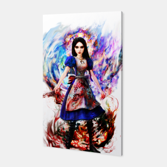 Thumbnail image of alice madness returns Canvas, Live Heroes